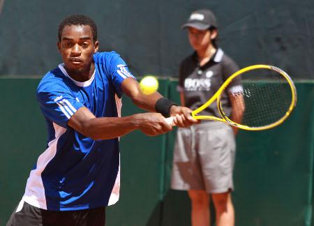 Darian King joueur de tennis
