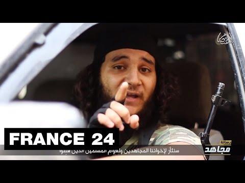 Un djihadiste français appelle à des tueries en France